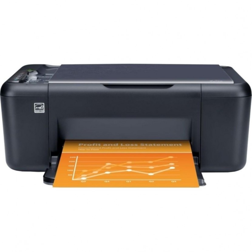 HP officeget printer A4 DJ K209G 1