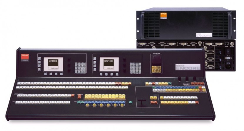 Barco Encore Presentation Switcher