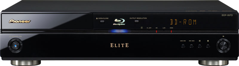 Elite Blu-ray BDP-95FD