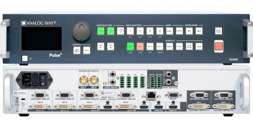 Pulse2 PLS350