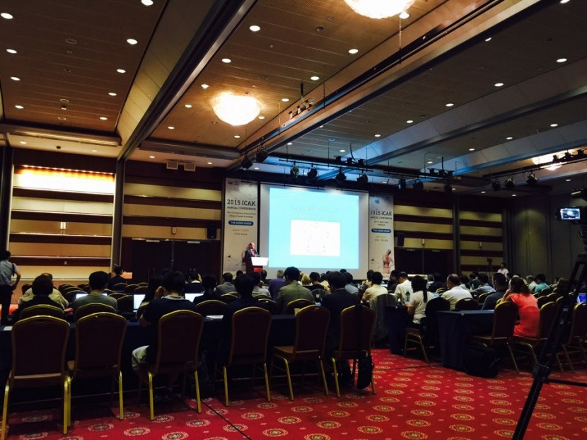AV Rental Korea 2015 ICAK Annual Conference