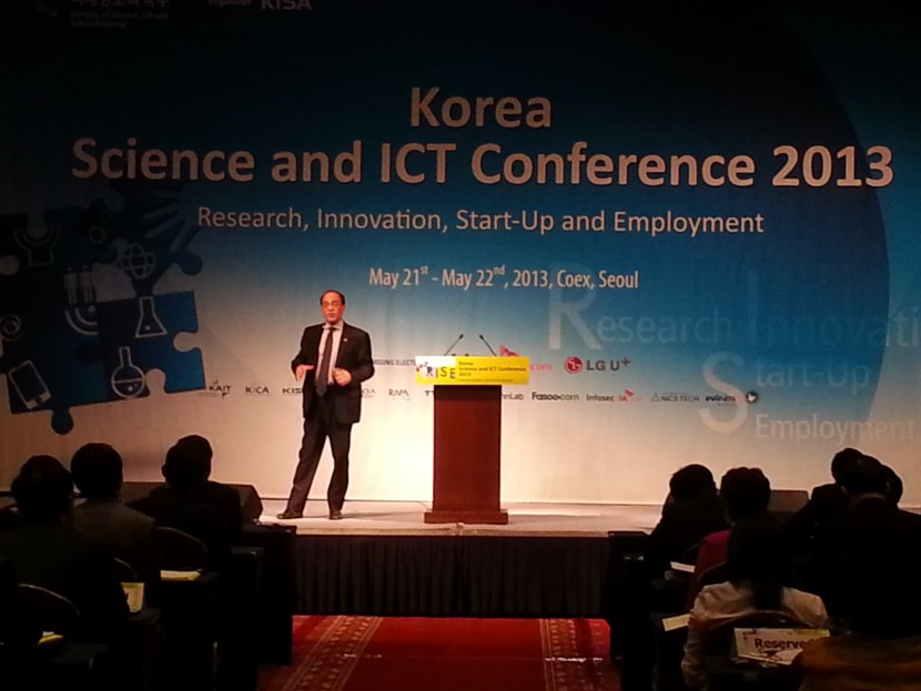 AVrental_Korea Science and ICT Coference 2013