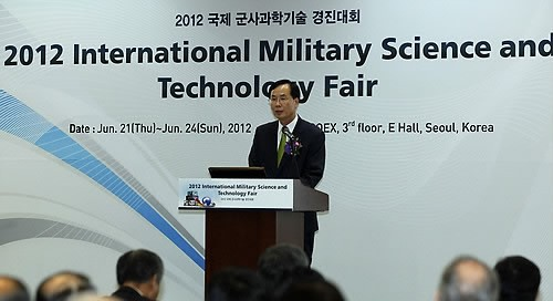 AVrental_Korea_International Military Science and Technology Fair