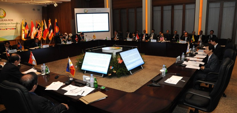 AVrental_Korea_Specia Asean-Rok Ministeria Meeting on Forestry2