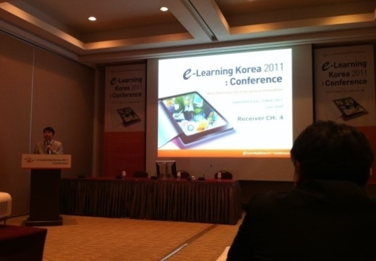 AVrental_Korea_e-Learning Asia Conference 2011_1
