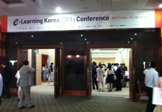 AVrental_Korea_e-Learning Asia Conference 2011_2