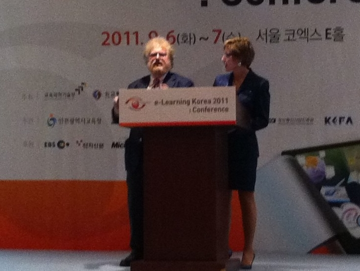 AVrental_Korea_e-Learning Asia Conference 2011_5